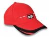 Fiat 500 D red cap